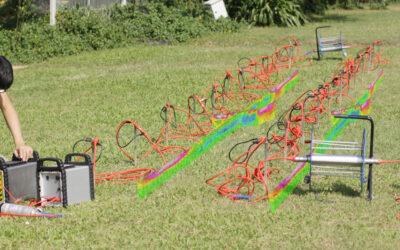 Tomografía Eléctrica en 2D y 3D